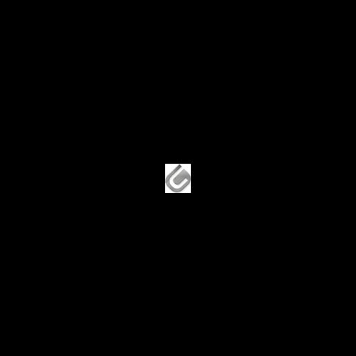 Portabloc PVC con pinza. Folio. Negro